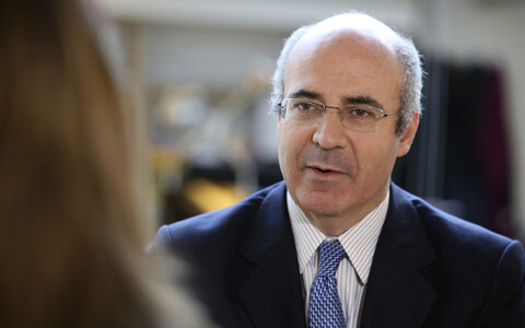 Businessman and Kremlin critic Bill Browder.
