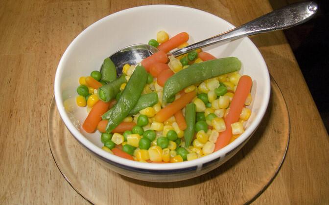 Овощи отзываются из-за риска бактериального заражения.