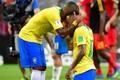 Brasiilia jalgpallikoondis kaotas Kaasanis Belgiale