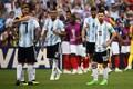 Argentina vandus Kaasanis alla Prantsusmaale