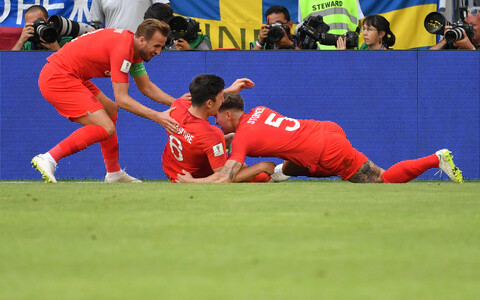 adf8748aeeb Inglismaa pääses 28-aastase pausi järel MM-il taas nelja hulka Uuendatud  18:28