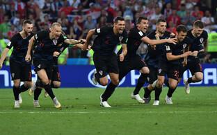 b8ced034f5d Hiilgav Horvaatia tegi Argentina selja prügiseks | Jalgpalli MM | ERR