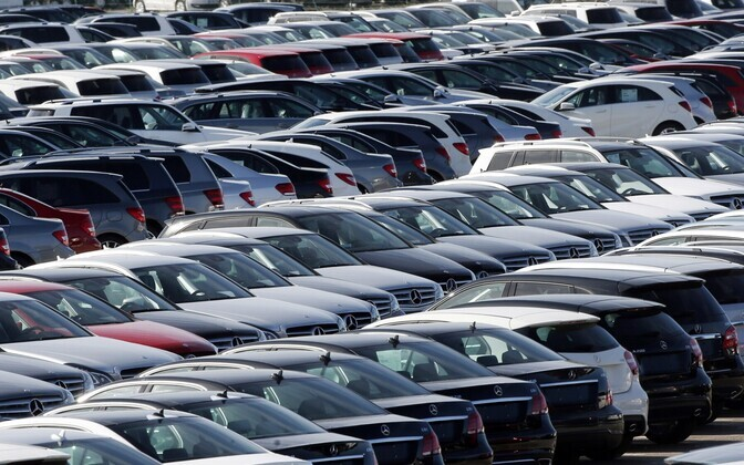Kolmandik Eesti tarbimislaenudest väljendub autoliisingutes.