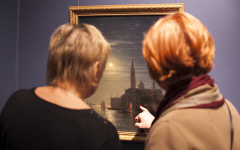 Aivazovski näitus