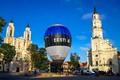 Kaunase kohal lendas 100 kuumaõhupalli