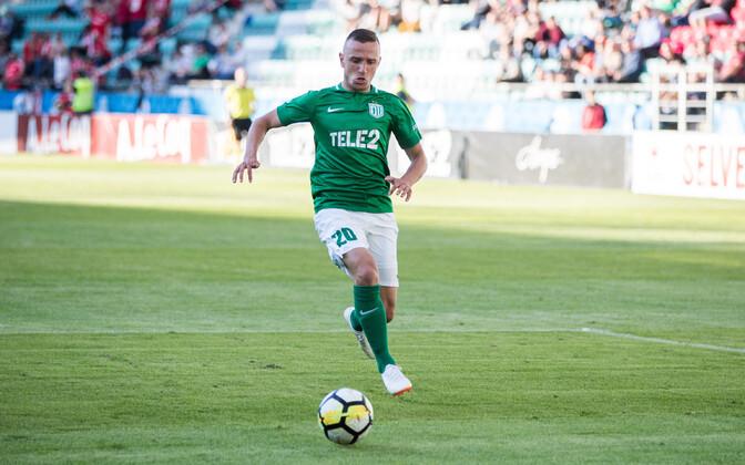 FC Flora, Maksim Gussev