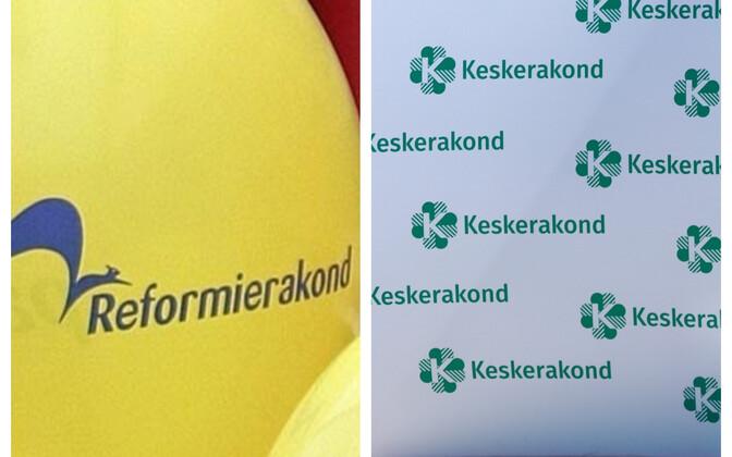 У центристов и реформистов долги перед выборами составляют по полмиллиона евро.