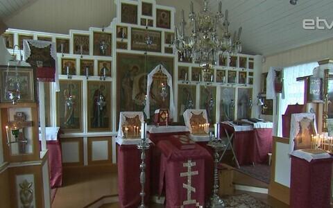 Молельня старообрядцев в Таллинне