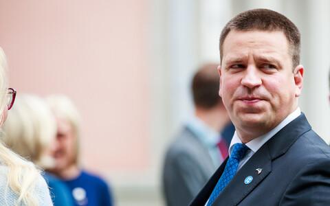 Юри Ратас поддержал Украину и Грузию.