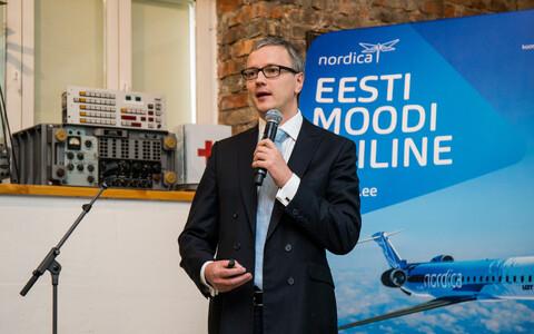 Nordica CFO Ahto Pärl.