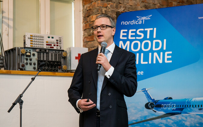 Nordica ex-CFO Ahto Pärl.