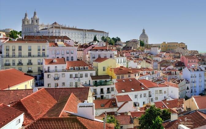 Столица Португалии - Лиссабон.