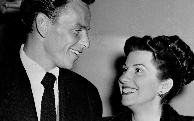 Frank ja Nancy Sinatra 1946. aastal.