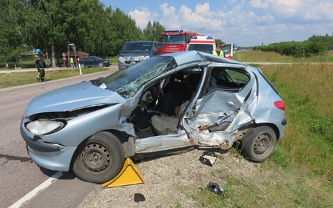 The death toll on Estonian roads continues to climb.