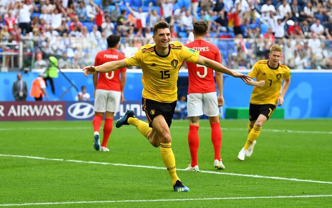 f55503d8c1f Jalgpalli MM-il teenis kolmanda koha Belgia Uuendatud 18:54