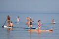SurfRun в Нарва-Йыэсуу.