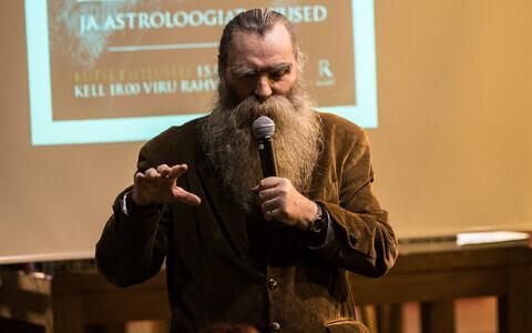 Astrologer Igor Mang.