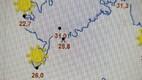 Kuressaares mõõdeti kohalik juulikuu soojarekord.
