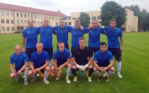 Eesti amatöörjalgpallurite koondis