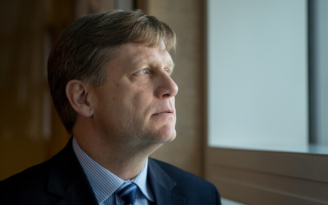 USA diplomaat Michael McFaul.