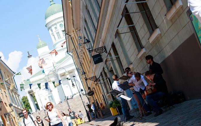 Helsingi tänavapilt