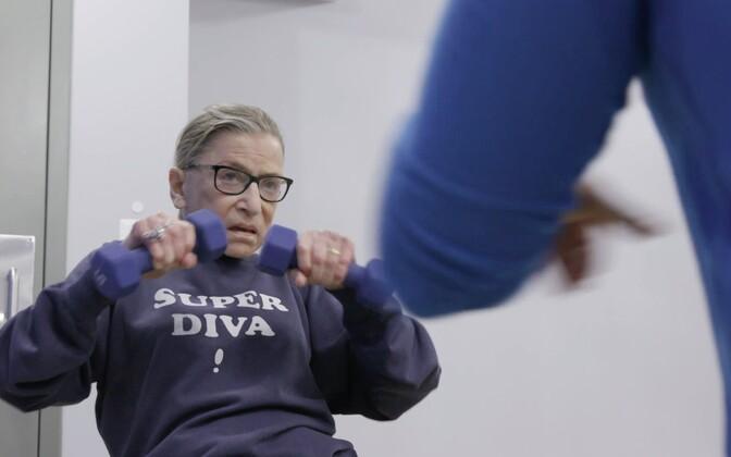 Ruth Bader Ginsburg aktsioonis