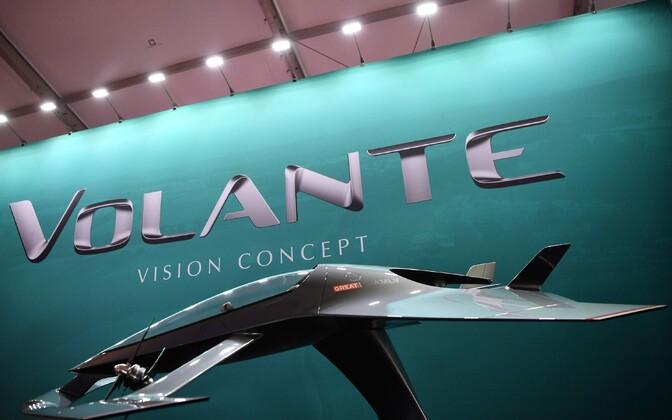 Концепт Volante Vision.