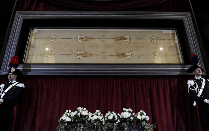 Torino surilina katedraalis.