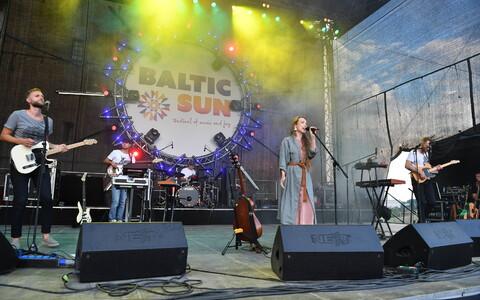 Второй день фестиваля Baltic Sun