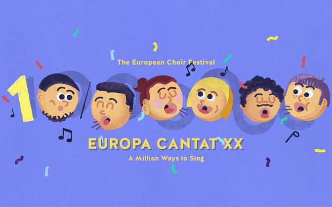 Europa cantat 2018