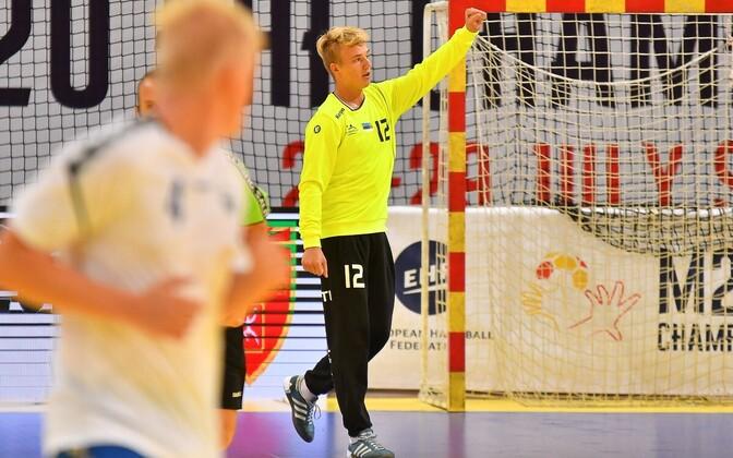 Ilusas võidumängus Soome üle säras Eesti koondise väravasuul Armis Priskus, kes pärjati ka kohtumise parimaks mängijaks.