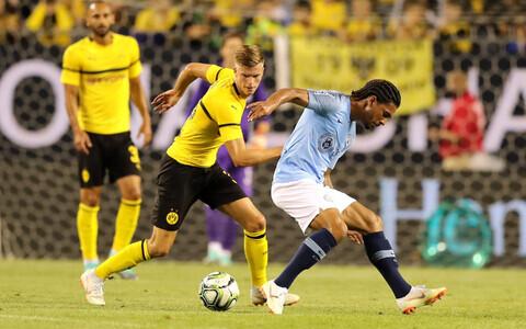 Manchester City ja Dortmundi Borussia
