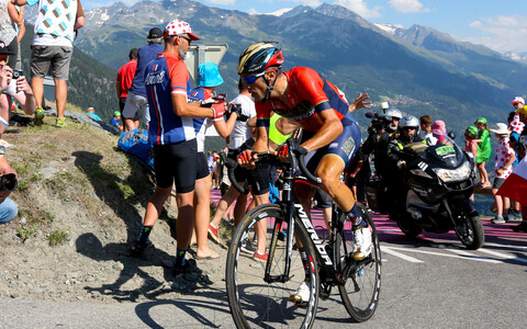 Vincenzo Nibali Tour de France'il