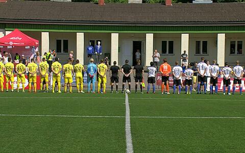 Tallinna Kalev - FC Kuressaare