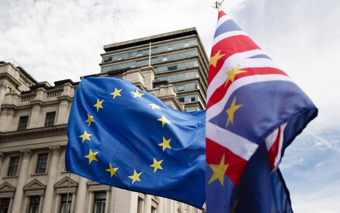 Британия и ЕС.