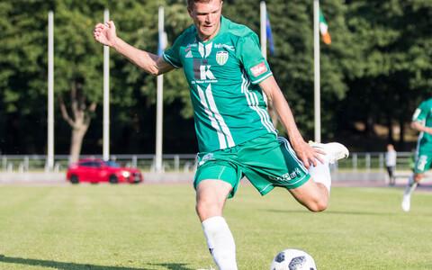 Один из голов провел Евгений Харин.