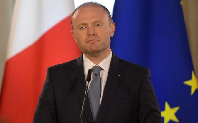 Malta peaminister Joseph Muscat.