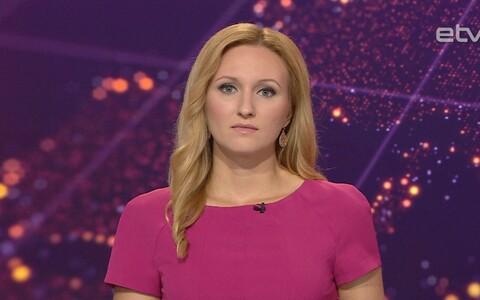 Маргарита Танаева в эфире ETV+.