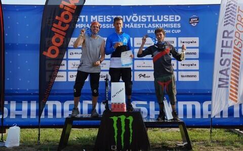 Mäestlaskumise Eesti meistrivõistluste esikolmik