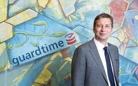 Guardtime'i juht Martin Ruubel.