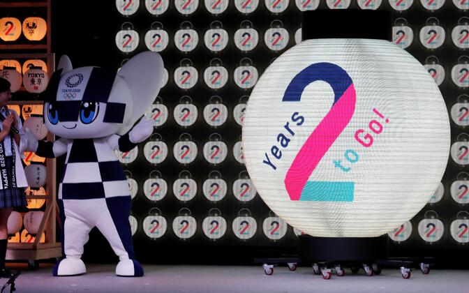 Tokyo olümpiamängudeni on jäänud täpselt kaks aastat