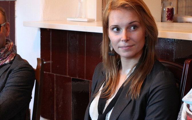 Alexela Energia CEO Maria Helbling.