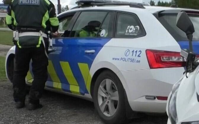 Нарвская полиция.