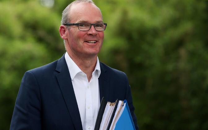 Iirimaa välisminister Simon Coveney.
