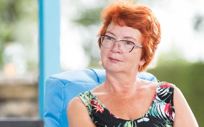 Keskerakonna eurosaadik Yana Toom