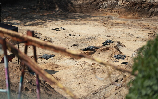 Archaeological site. Photo is illustrative.