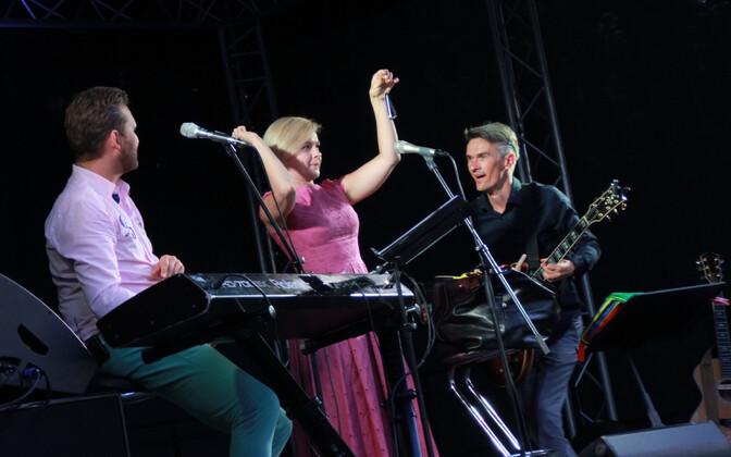 Koit Toome ja Hanna-Liina Võsa kontserdituur