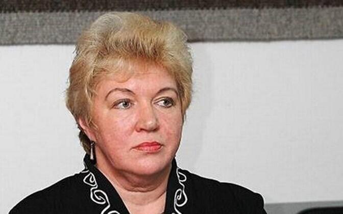 Тамара Луйгас в прошлом жестко критиковала Эдуарда Эаста.