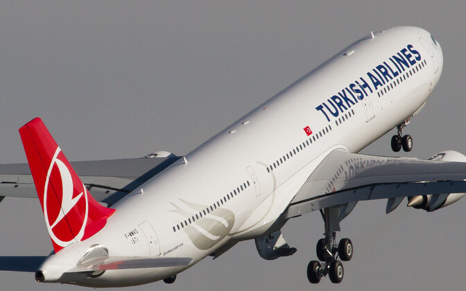 Turkish Airlines.
