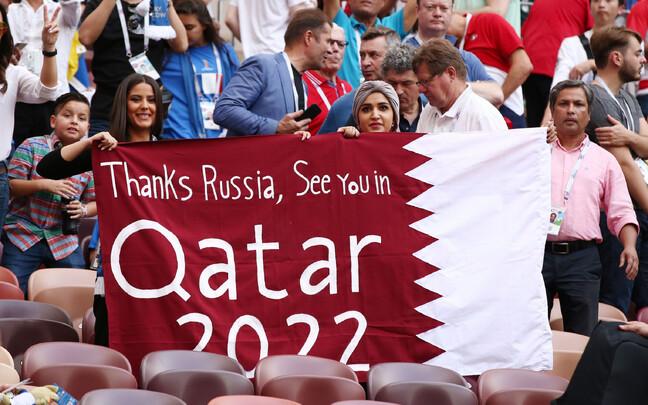 2022. aasta MM-finaalturniir toimub Kataris